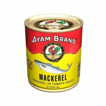AYAM BRAND MACKEREL 230GM