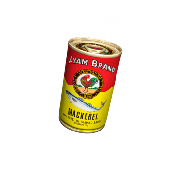 AYAM BRAND MACKEREL 155GM