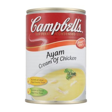 CAMPBELL CHICKEN 300G