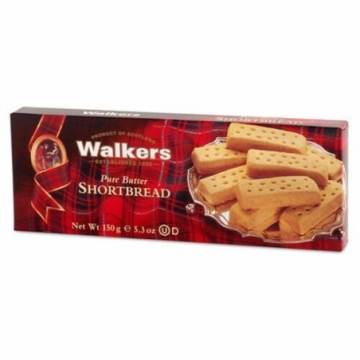 WALKER SHORTBREAD 150G