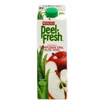 MARIGOLD PEEL FRESH - APPLE ALOE VERA 1L