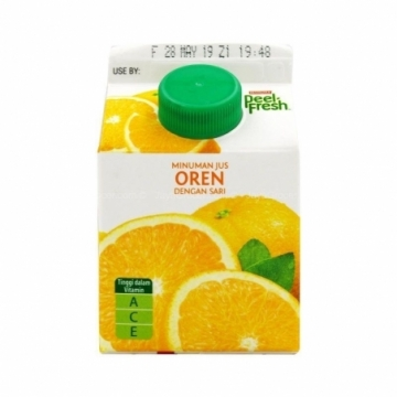 MARIGOLD PEEL FRESH - ORANGE 300ML