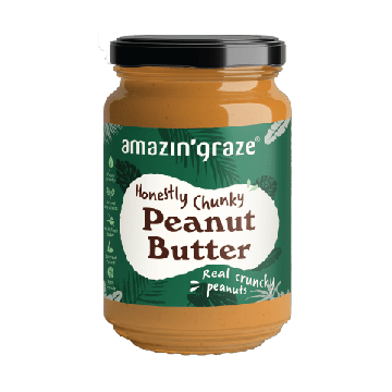 HONESTLY INDULGANT PEANUT BUTTER 350G