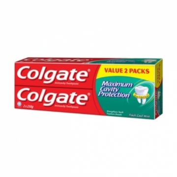 COLGATE RED GRF 225G TWIN PACK