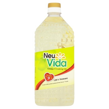 NEUVIDA OMEGA 9 COOKING OIL 2L