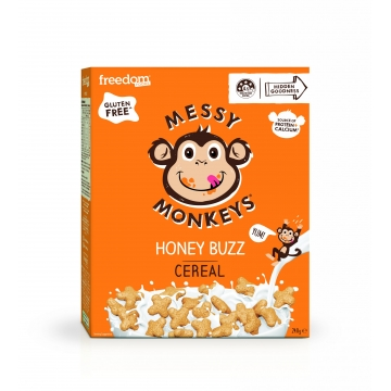 MESSY MONKEYS Honey Buzz...