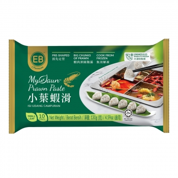 EB MY DAUN PRAWN PASTE 130G