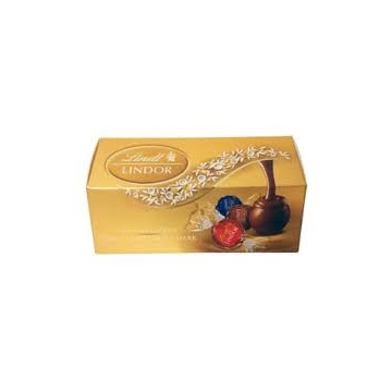 LINDT Lindor Assorted Trio 37G