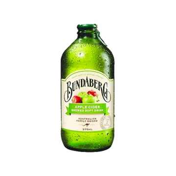 BUNDABERG APPLE CIDER 375ML