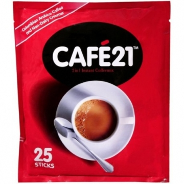 CAFE21 2IN1 INSTANT COFFEE...