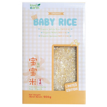 NATURAL BABY RICE ( QUINOA )