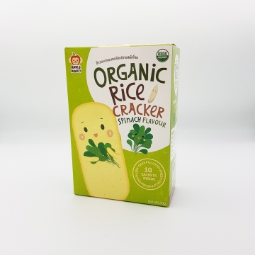 APPLE MONKEY ORGANIC RICE...