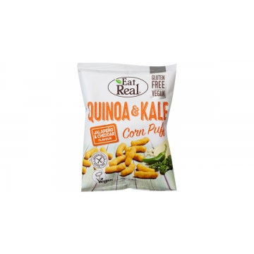 EAT REAL QUINOA & KALE CORN...