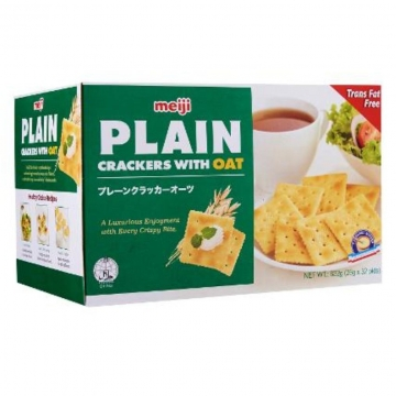 PLAIN CRACKERS WITH OAT 832G