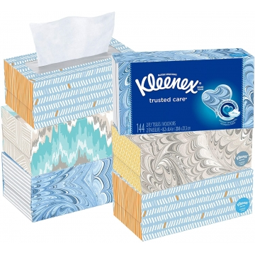 KLEENEX FT BOX (FAMILY)