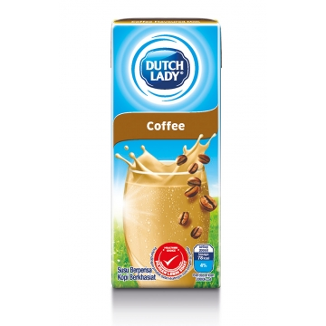 DUTCH LADY COFFEE 200ML