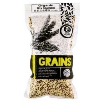 EARTH ORGANIC MIX QUINOA 500G