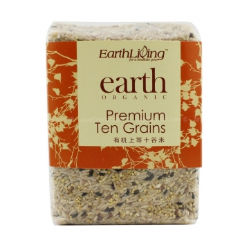 EARTH LIVING PREMIUM TEN...