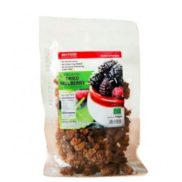 NATURAL DRIED MULBERRY 100G