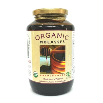 ORGANIC MOLASSES BLACKSTRAP...