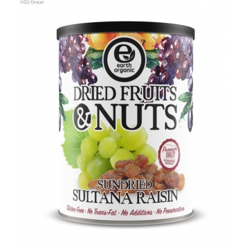 SUNDRIED SULTANA RAISIN 325G
