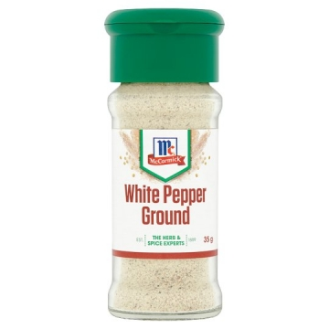 MCCORMICK WHITE PEPPER...