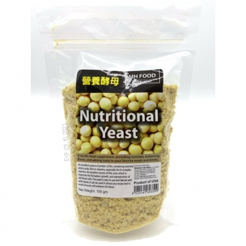 NUTRITIONAL YEAST 120G
