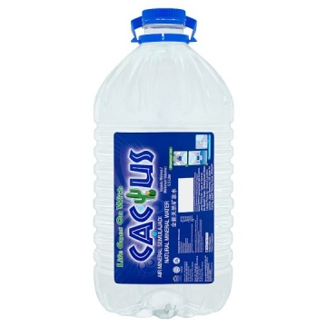 CACTUS MINERAL WATER 5.5.L