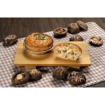MINI PIE CHICKEN MUSHROOM