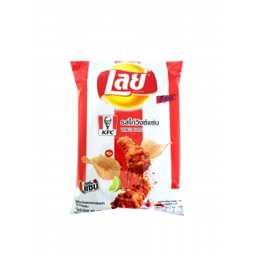 LAY KFC POTATO CHIP 48G