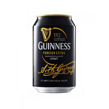 GUINESS FOREIGN EXTRA STOUT...