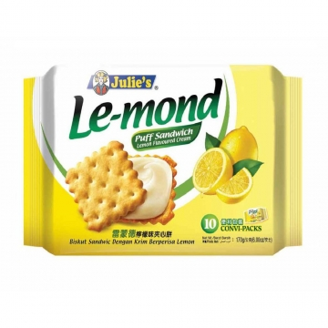 JULIE'S LE-MOND LEMON...