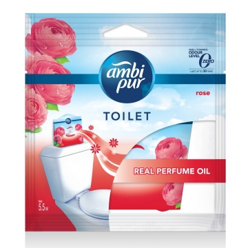 AMBI TOILET FRESH ROSE 5.5ML