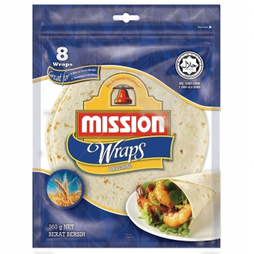 MISSION WRAPS ORIGINAL