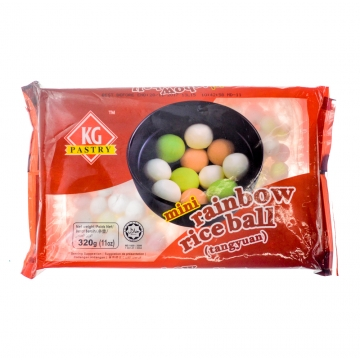 KG MINI RAINBOW RICE BALL