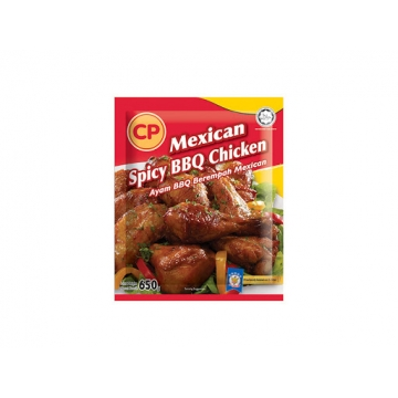 CP MEXICAN BBQ CHICKEN 650G